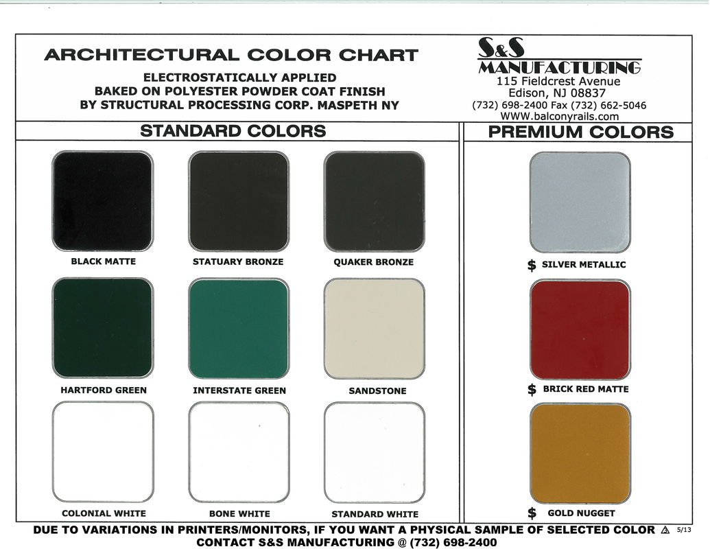 Color charts s picture geenschuldenfo Image collections
